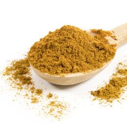 Curry-Mischung-Gourmet-Scharf