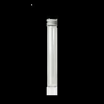 Glasröhrchen mit Aludeckel