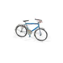 Fahrrad Rezikliertes Blech