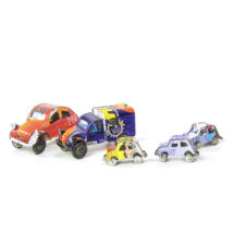 Auto Rezikliertes Blech, diverse Modelle