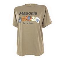 T-Shirt, schwere Baumwollqualität